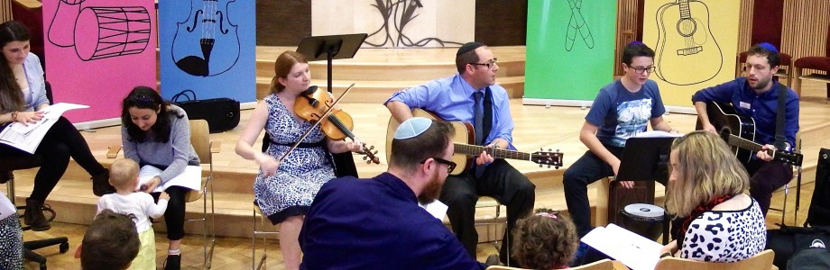 Shabbat at Alyth