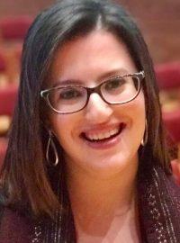 Cantor Tamara Wolfson